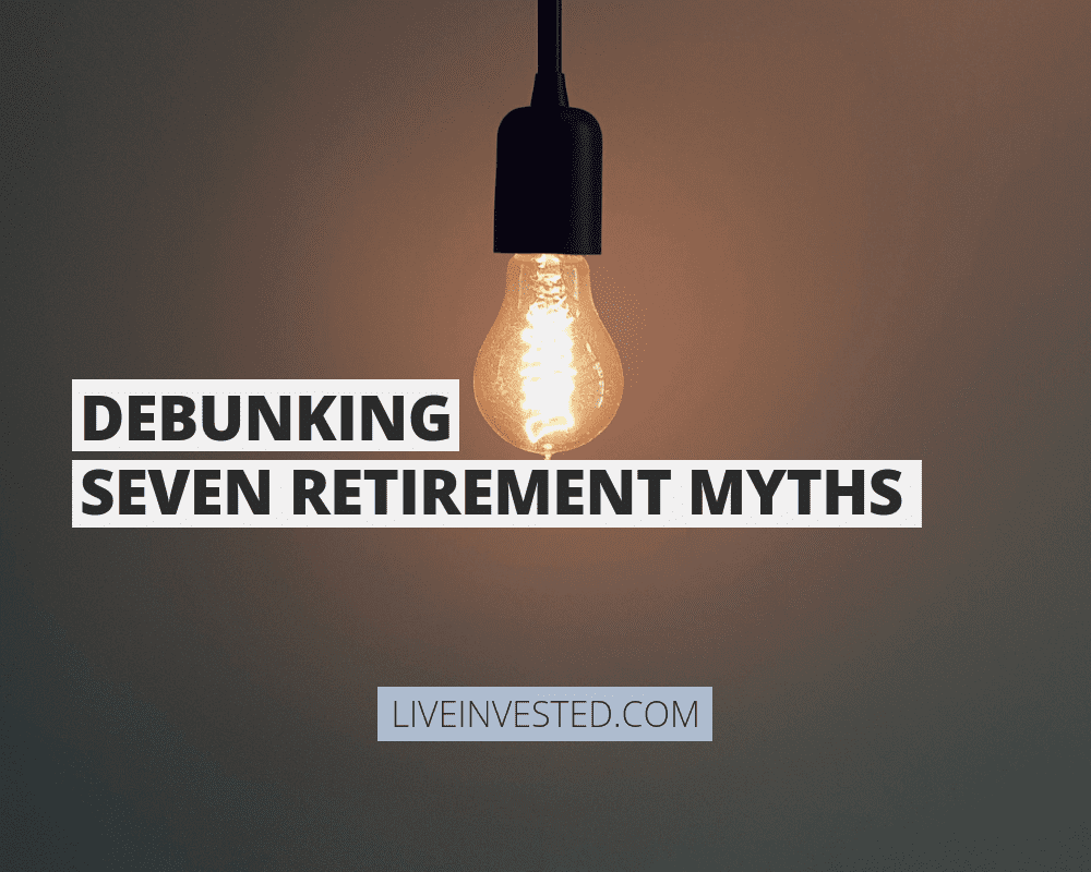 Debunking retirement myths