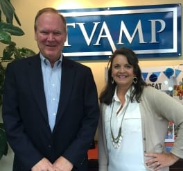 Paul T. Whitmire & Angie Eason join TVAMP!