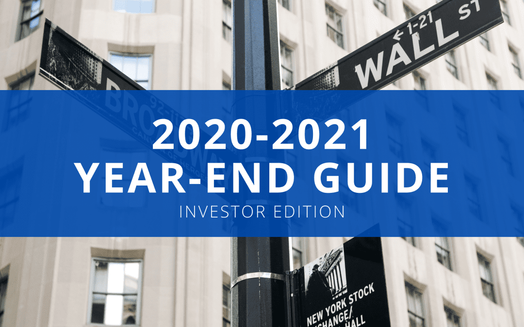 2020 Year-End Investor Guide