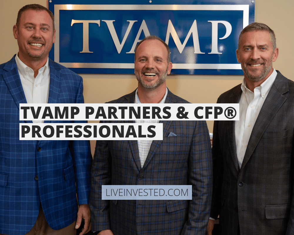 LOCAL TVAMP PARTNERS, CERTIFIED FINANCIAL PLANNER™ PROFESSIONALS, LOOK FORWARD TO CREATING MORE FINANCIAL PLANS IN 2019