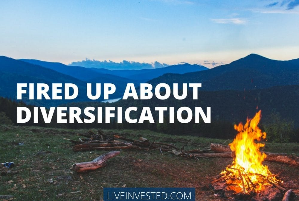 Fired up about diversification by Burt Peake, Jr.