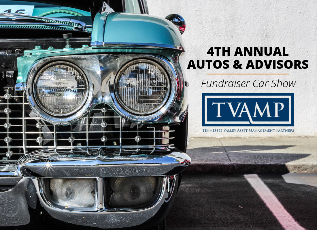 Autos and Advisors 2019 at TVAMP Fundraiser Car Show