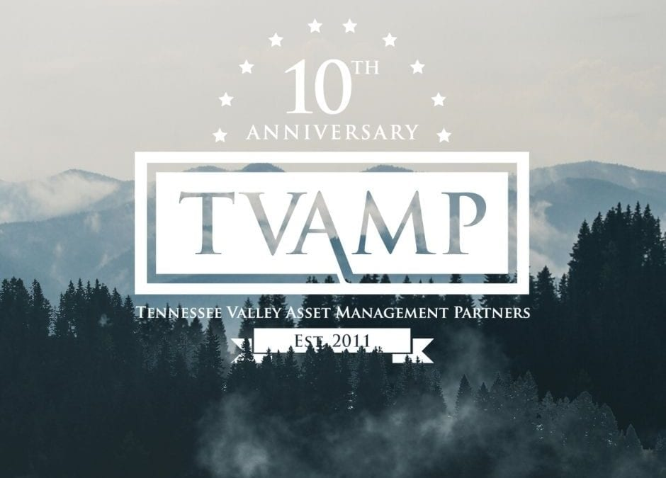 It's Our 10th Anniversary!