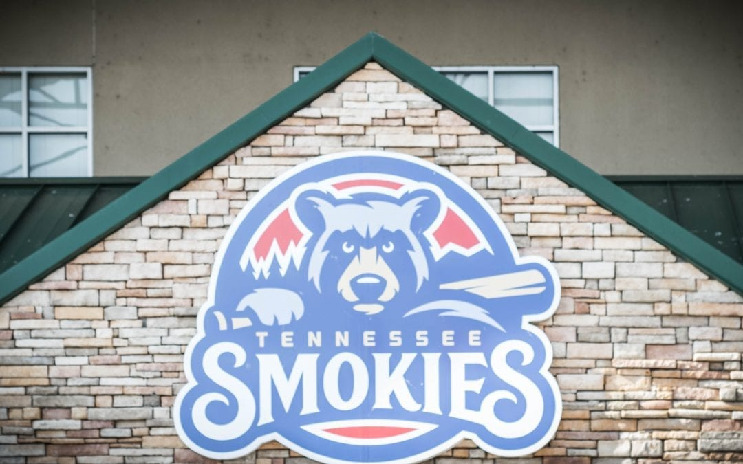 Smokies Baseball Game