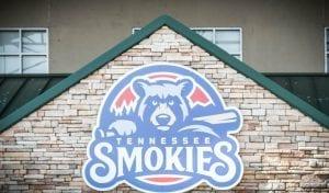 Smokies Baseball Game