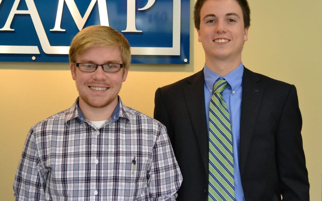 TVAMP interns