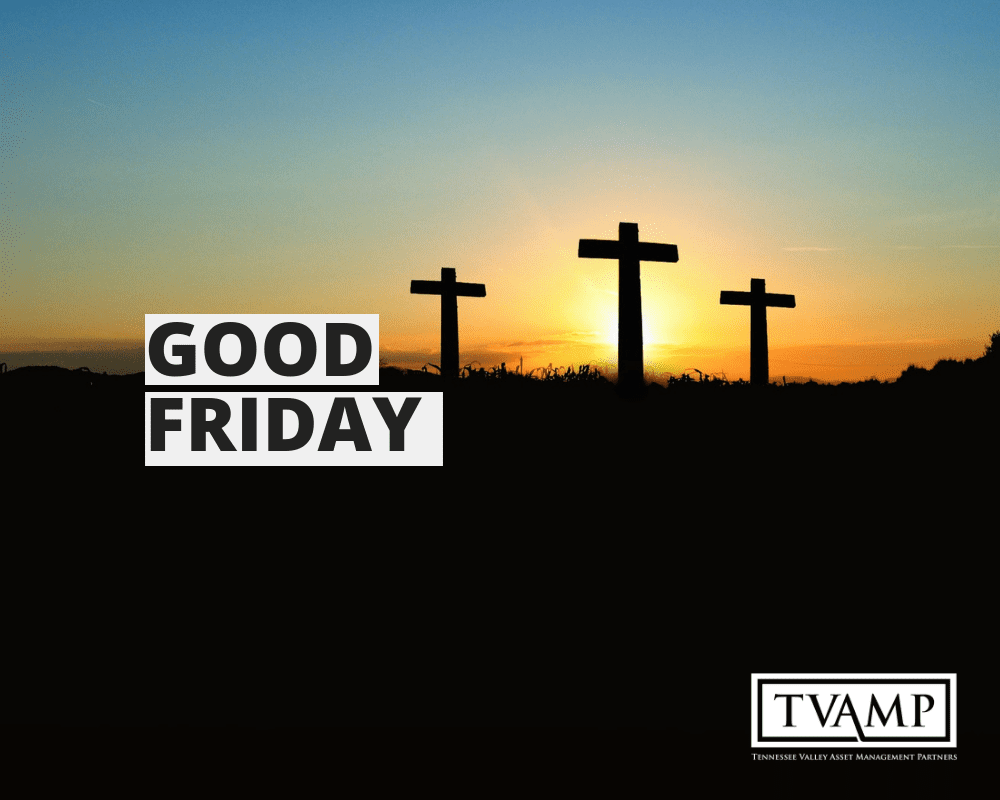TVAMP offices closed on Good Friday 2019