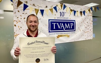 Proud to be a CFP® Professional – Josh Klinger, J.D., CFP®