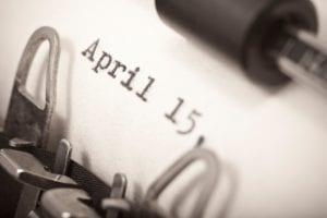 2015 IRA deadline