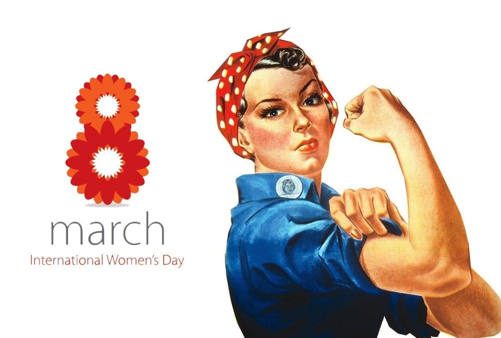 Financial Thoughts for International Women's Day