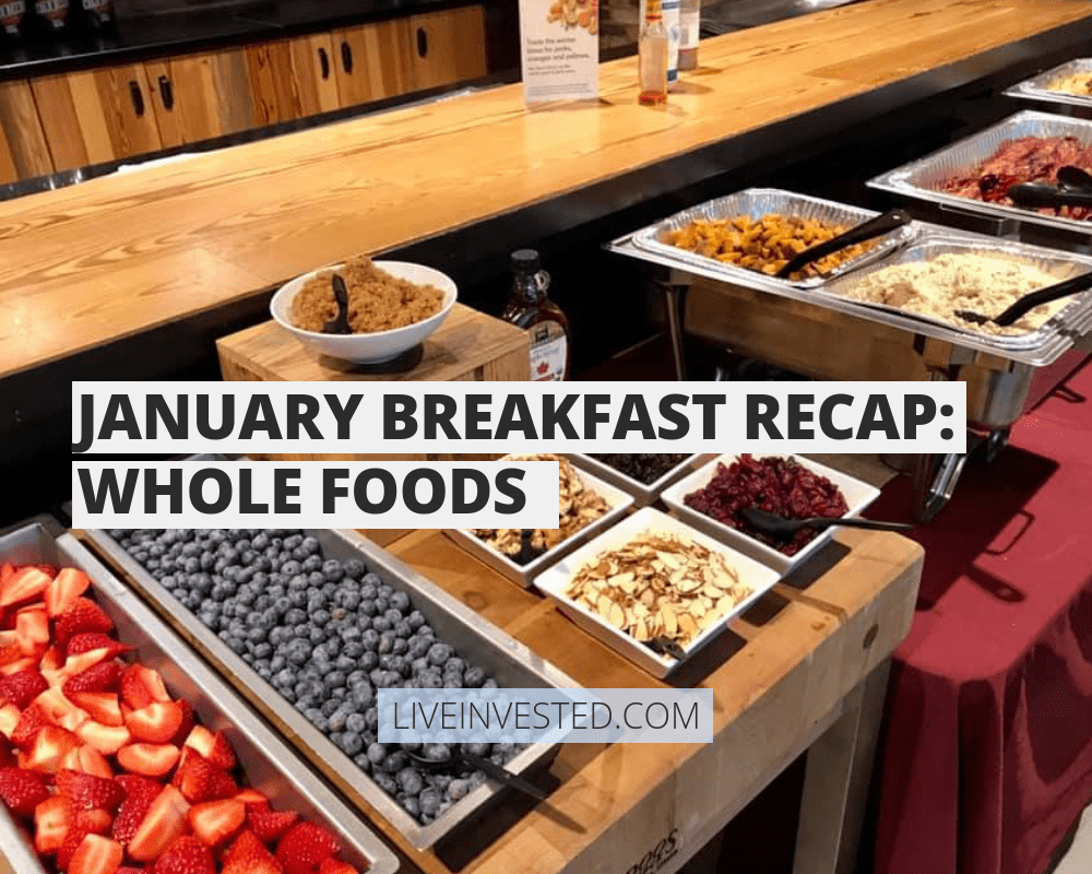 January 2019 Breakfast With Us Blog