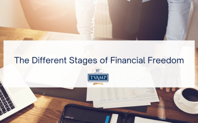 The Different Stages of Financial Freedom