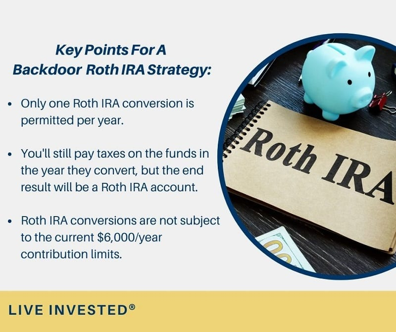 The Backdoor Roth IRA in a Nutshell