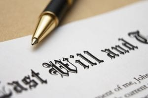 Reasons to not write your own will