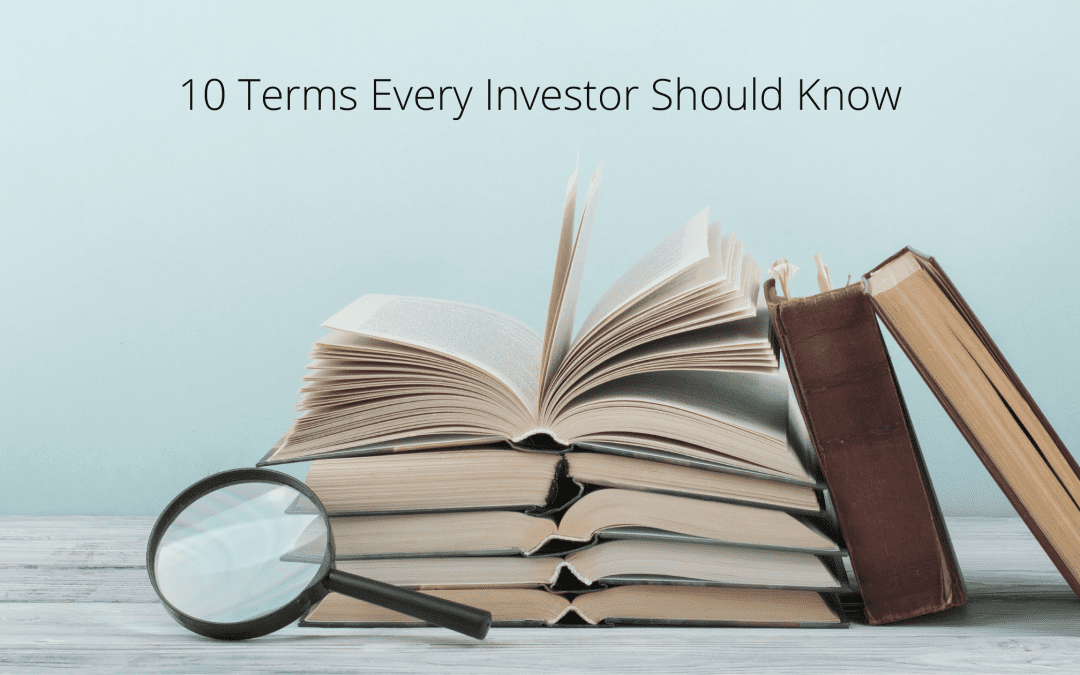 10 Terms Every Investor Should Know