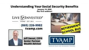 Social Security Webinar