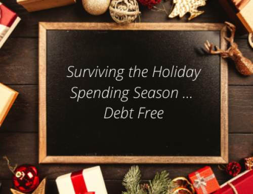 Surviving the Holiday Spending Season … Debt Free