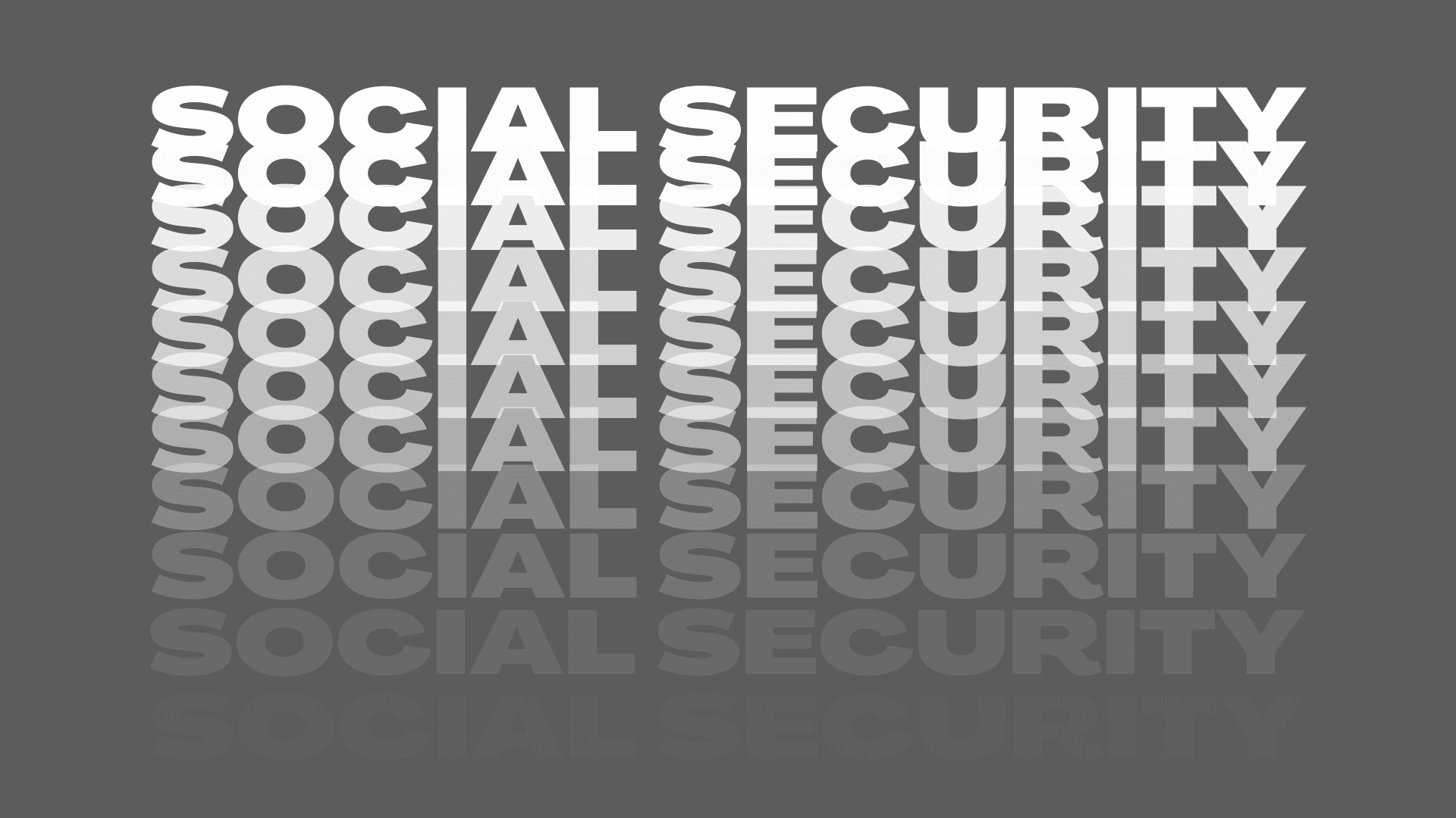 Social Security Webinar August 2020