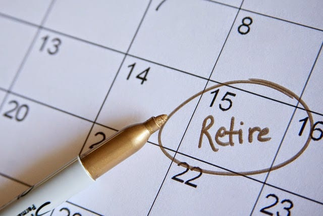 are you retiring in the next five years?