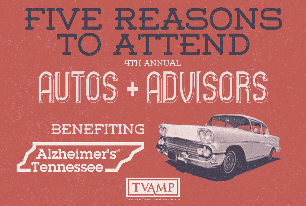 5 Reasons to Attend Autos & Advisors 2019