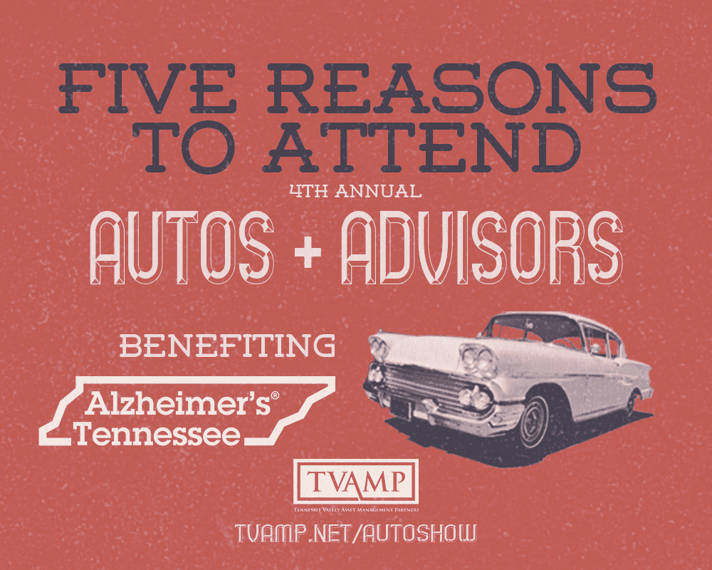 Five Reasons to Attend Autos and Advisors 2019