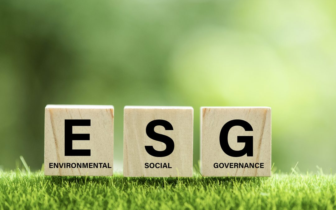 The Emergence of ESG Investing