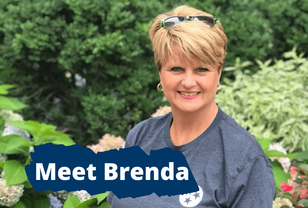 Meet TVAMP Executive Office Administrator Brenda Shepherd