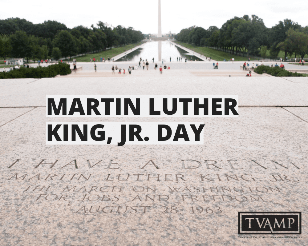 TVAMP offices closed in honor of MLK Jr.