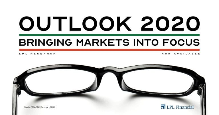 Outlook 2020 – By LPL Research