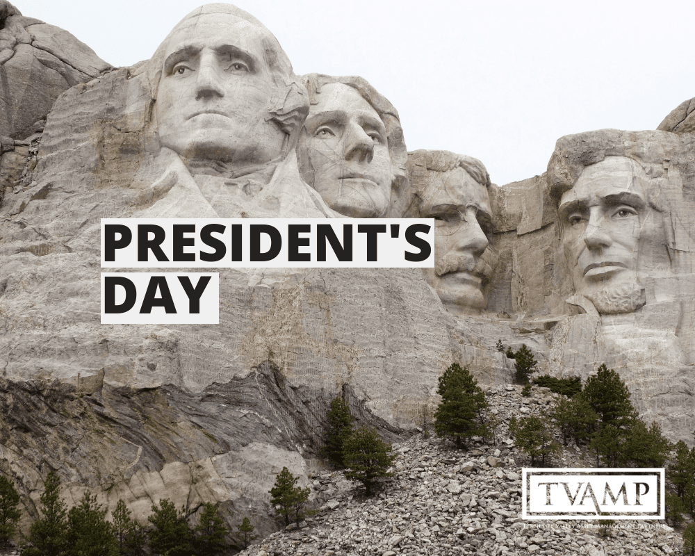 President's Day TVAMP closed