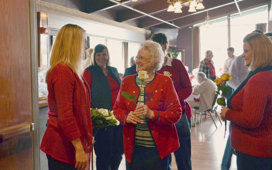 TVAMP Annual Valentine's Day Luncheon