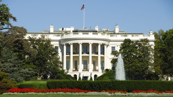 The White House 2016
